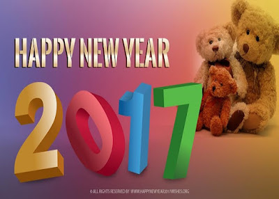 New Year Messages 2017 Greetings