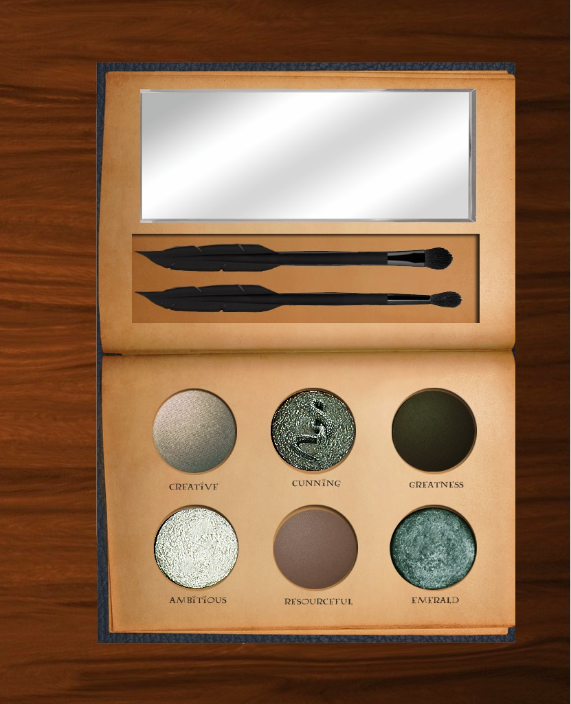 Harry Potter Makeup Palette