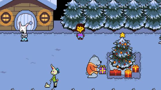Undertale screenshot 3