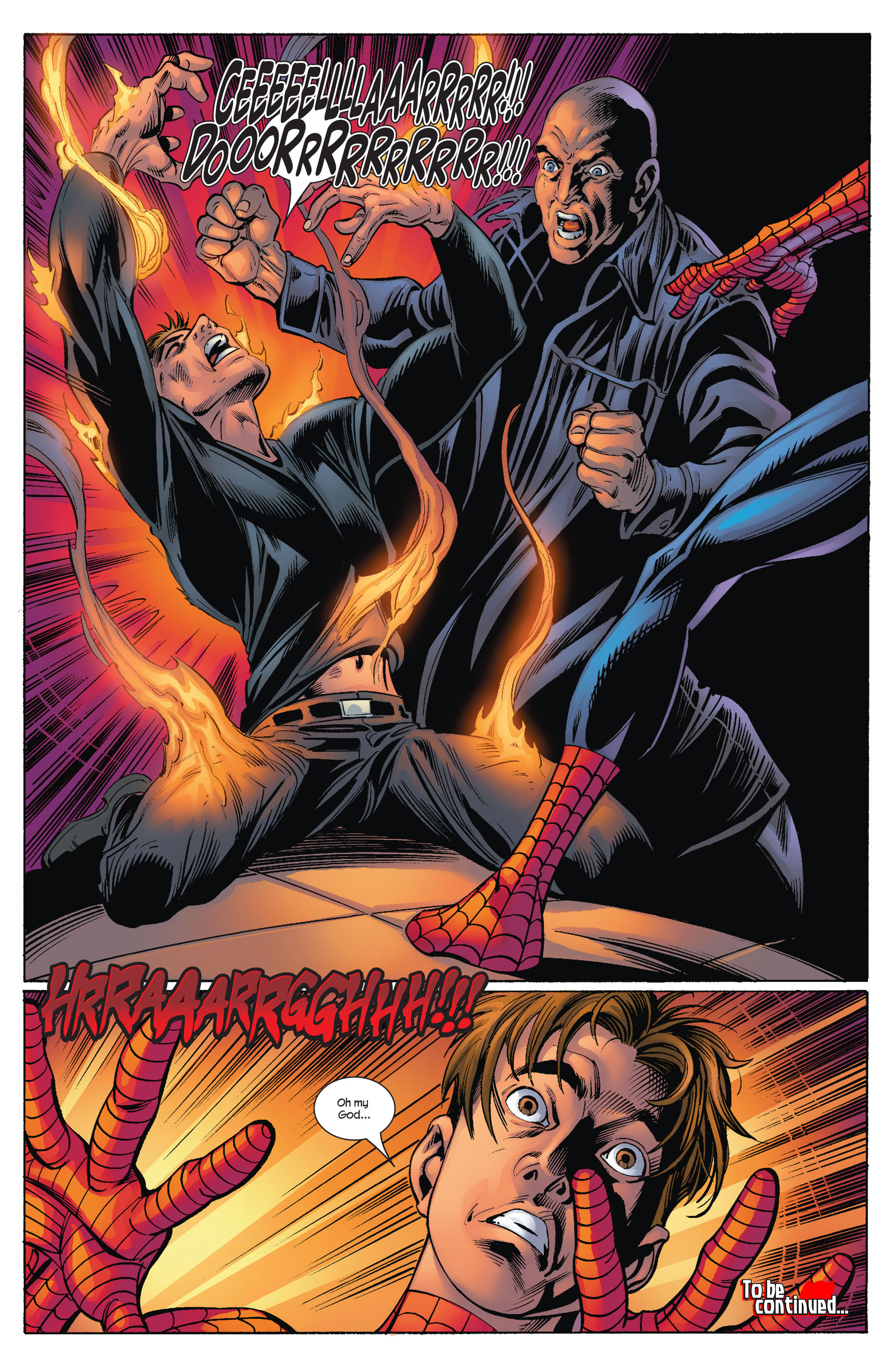 Read online Ultimate Spider-Man (2000) comic -  Issue #75 - 22