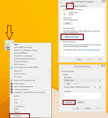 How to Share Folders & Drives in Windows 7 8 and 8.1,How to Share Folders & Drives,folder sharing,drive sharing,network sharing,share network file folder & drives,d drive,f drive,c drive,g drive,how to share folder in windows 7,share folder and drive in windows 8 and 8.1,Advanced Sharing,Permission,share files and folders,how to share folders,windows 8.1,windows 7,how to share laptop files and folders,share folder & drive one pc to other pc