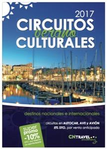 CN Travel Circuitos Culturales Verano 2017