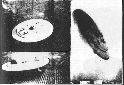 El accidente del platillo alienigena en 1937 en la Alemania nazi