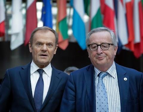 A lengyel ellenzék mellett kampányolt Donald Tusk
