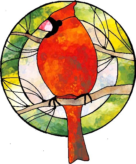 Boehm Stained Glass Blog Stained Glass Bird Windows
