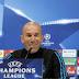 """Zidane reforça vontade de ficar e revela estratégia: """"Entrar para ganhar a partida"""""""