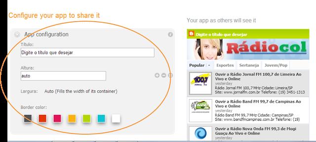 Veja como é fácil colocar rádios ao vivo em seu site ou blog