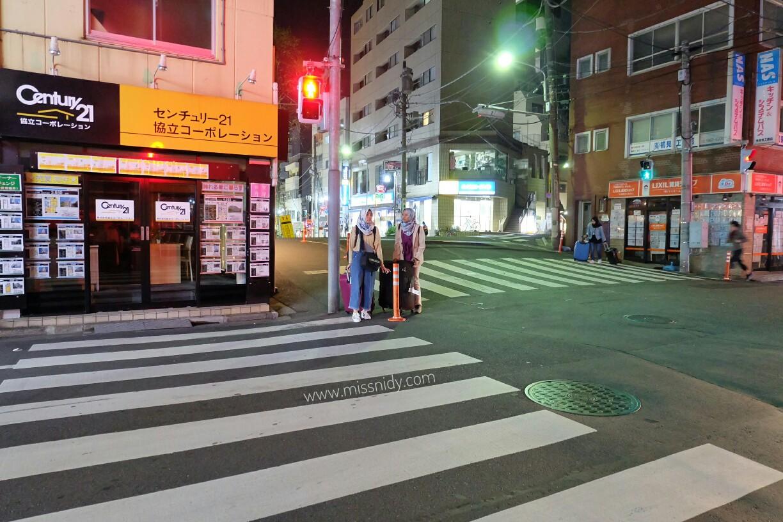 apartemen airbnb murah di tokyo