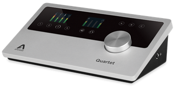 Soundcard Recording APOGEE QUARTET