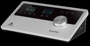 Soundcard Recording APOGEE QUARTET