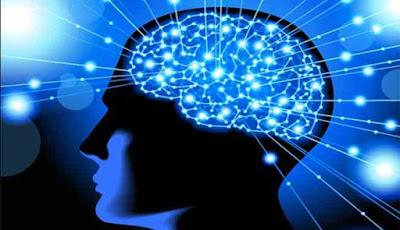 Ilustrasi kecerdasan otak manusia