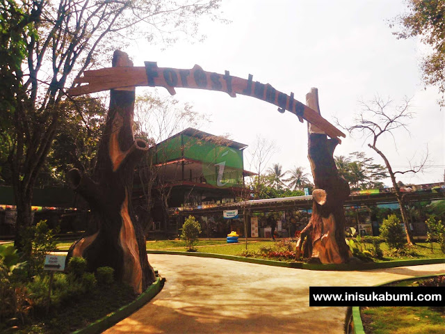 Jungle Forest (Kebun Binatang Mini Untuk Edukasi dan Menambah Pengetahuan Anak )