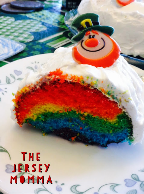 The jersey momma how to make rainbow cupcakes a diy tutorial for Candyland crafts somerville nj