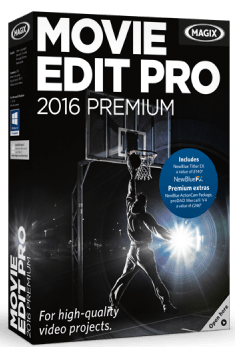 Download MAGIX Movie Edit Pro 2016 v16.0.1.25 + Crack