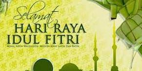 Penetapan Idul Fitri 1 Syawal 1437 H
