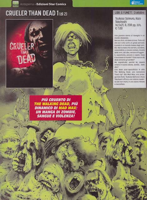 Cruel than Dead #1