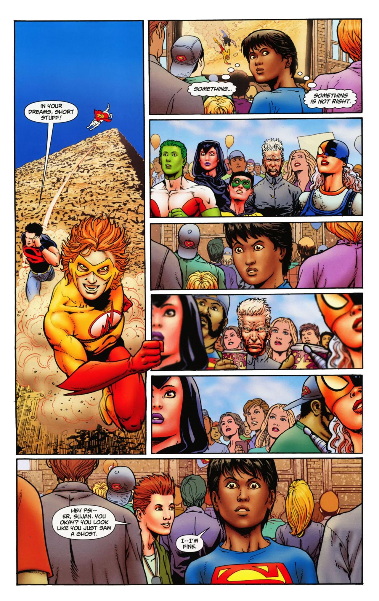 Superboy [I] Issue #5 #5 - English 17