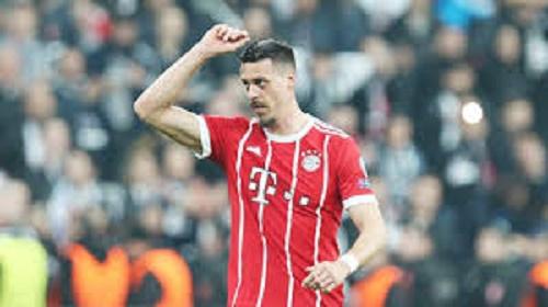 Sandro Wagner đã chính thức chuyển về Bayern thi đấu