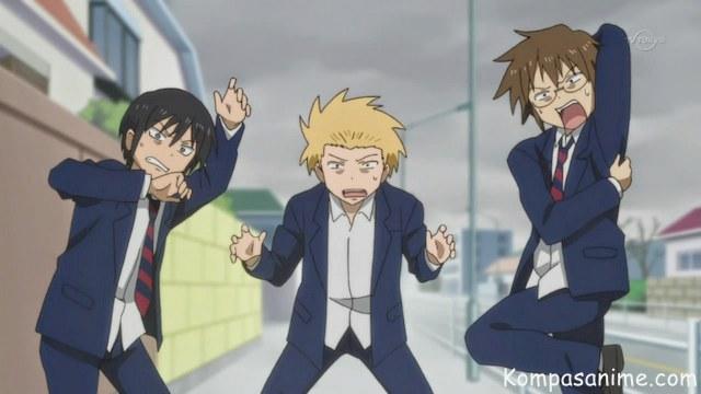 Anime mirip Danshi Koukusei no Nichijou
