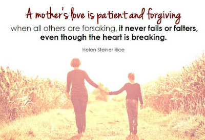 mother quotes from son