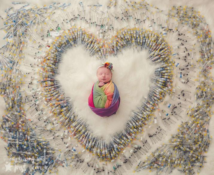 bebê-fotografia-fertilização-in-vitro-amor-familia-casal-recem-nascida