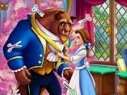 Belle Tailor for Beast es un juego online que puedes jugar gratisen Juegos Para Chicas. Bella espera ansiosa una cena romántica en el castillo con Bestia y quiere crear el traje perfecto para él, pero primero ella tiene que limpiar el estudio del palacio, encontrar los elementos que faltan alrededor de la habitación para que pueda adaptar el traje de la bestia y convertirlo en un príncipe.