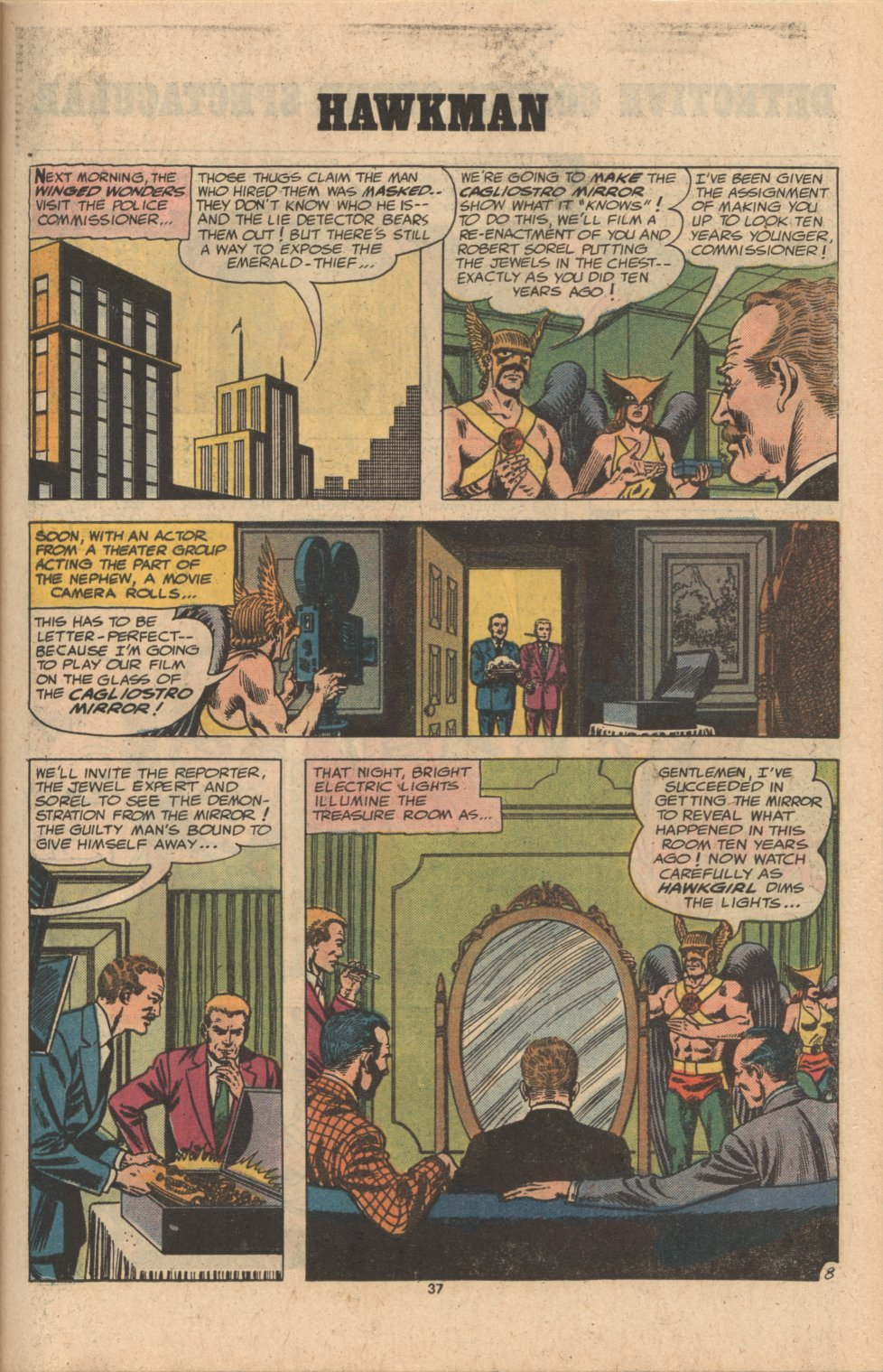 Detective Comics (1937) 442 Page 36