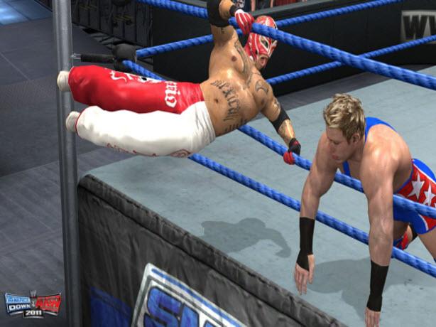 WWE GRATUIT RAW PC SOFTONIC SMACKDOWN TÉLÉCHARGER JEUX VS 2010