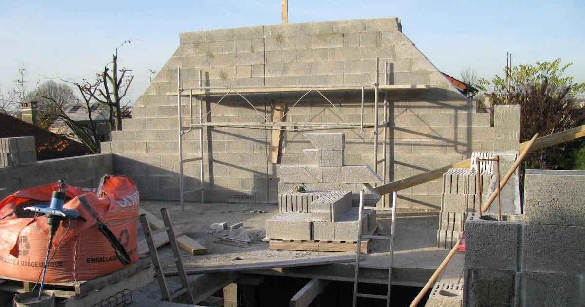 je fais construire ma maison pignons et encuvements 3 4. Black Bedroom Furniture Sets. Home Design Ideas