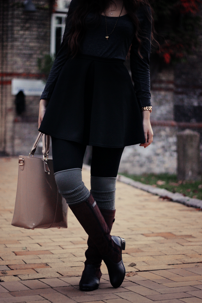 fall outfit fashion blogger