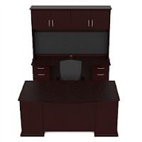 Cherryman Emerald Series Executive Furniture