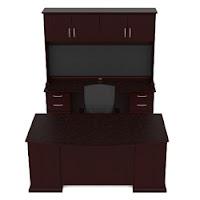 Cherryman Emerald Series Executive Furniture