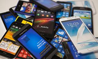 Top 10 popular Smartphones in the World in 2016