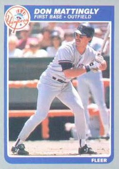 d786f8f4faad Nov. 20  The New York Yankees  Don Mattingly is selected the American  League s Most Valuable Player. Mattingly batted .324 with 35 home runs and  145 RBIs ...