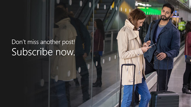 Your digital transformation journey starts here. Subscribe now.