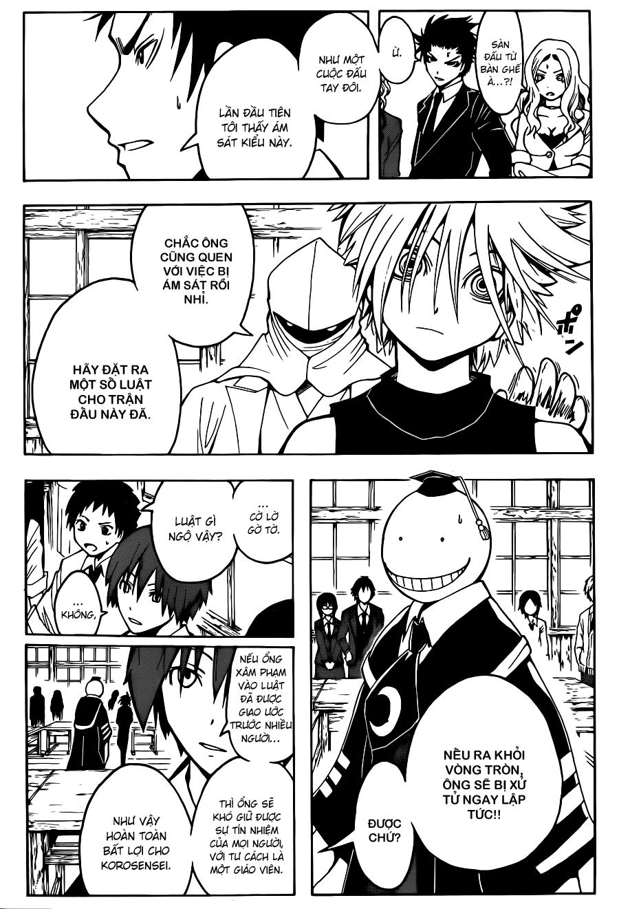 Ansatsu Kyoushitsu chap 30 trang 11