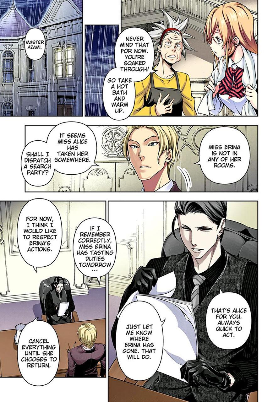 Shokugeki no Soma - Chapter 177