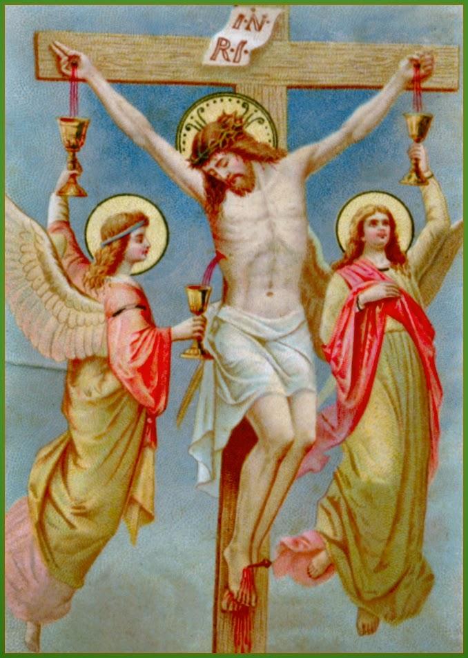 Devoções ao Preciosíssimo Sangue de Jesus