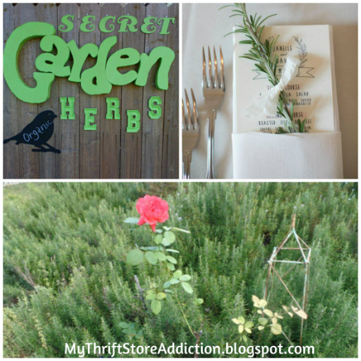Etsy: Secret Garden Herbs