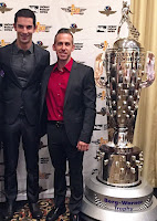 Alexander Rossi and Coach Matt Jaskol Team Up