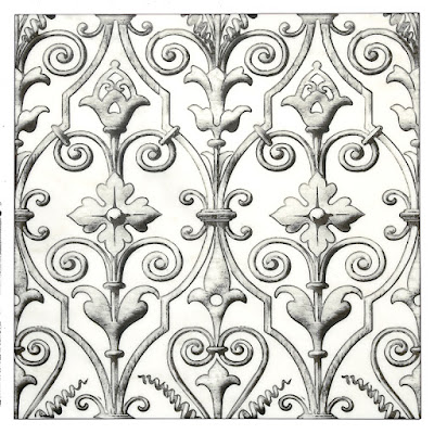 Serenata Tile Pattern