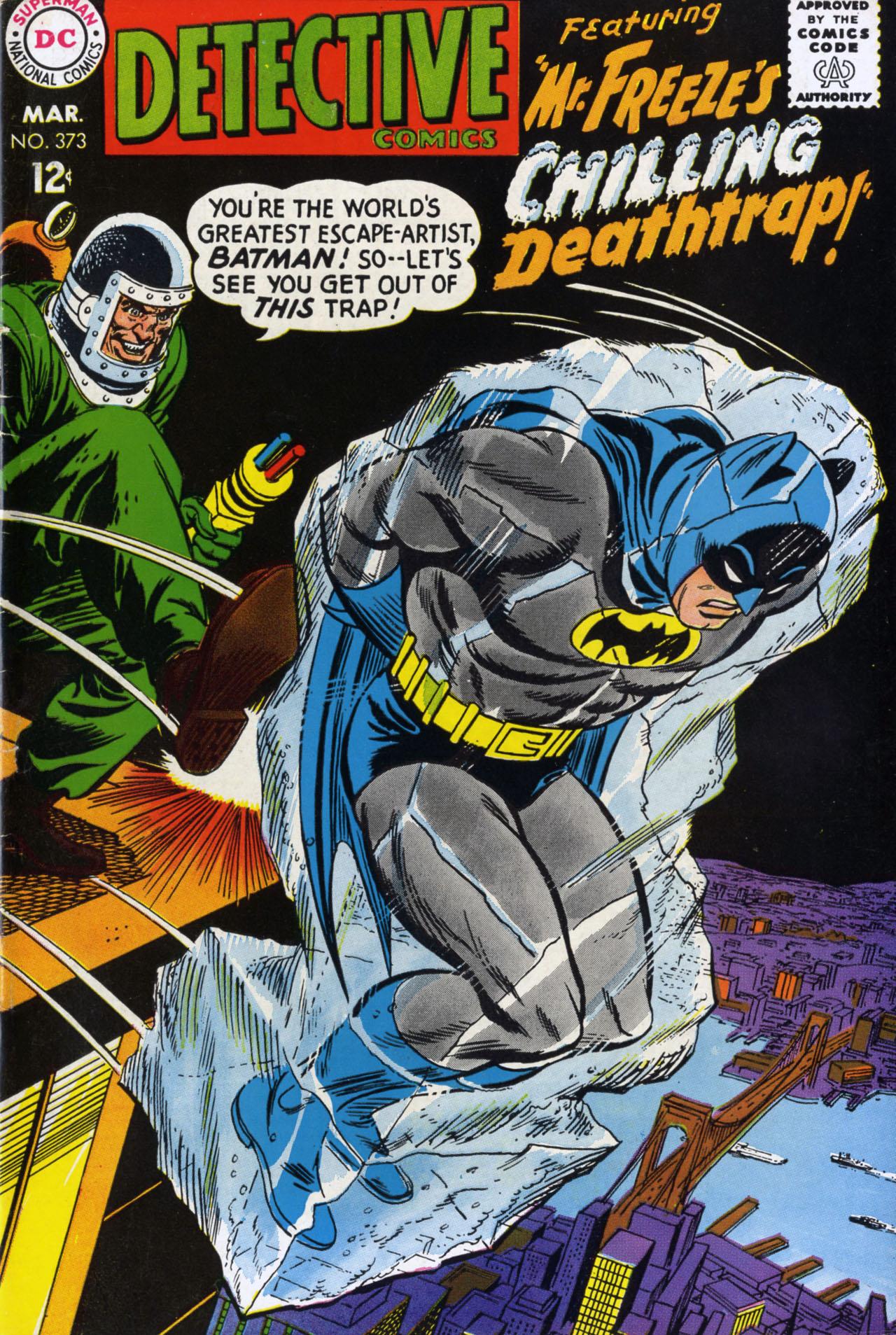 Detective Comics (1937) 373 Page 1