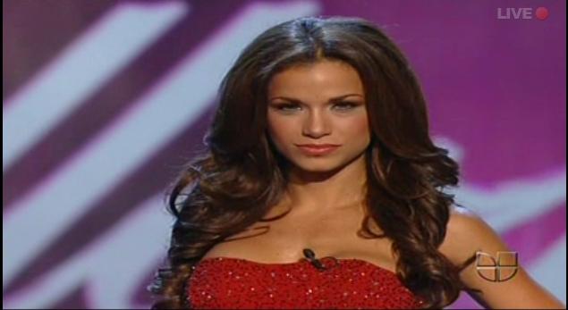 Elizabeth Robaina Le Dijo Adiós A Nuestra Belleza Latina 2012