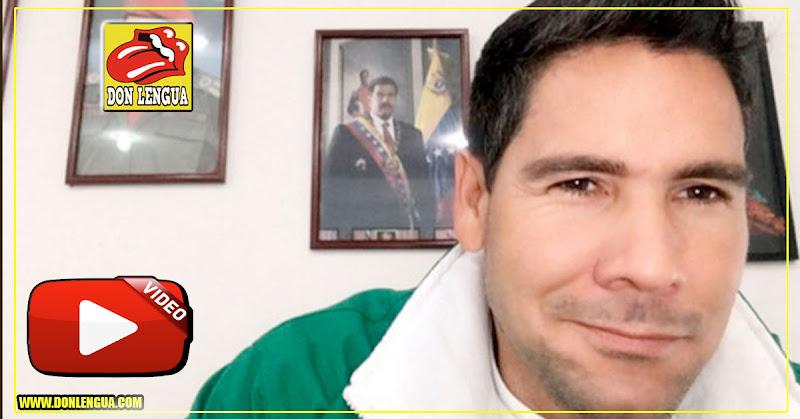 La ridiculez de Winston Vallenilla contra Franklin Virgüez