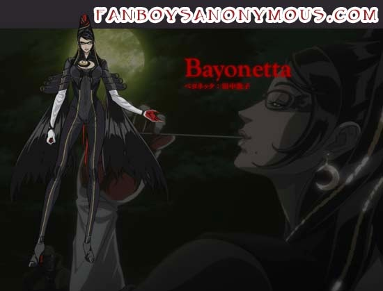 Teaser trailer for new Bayonetta video game movie