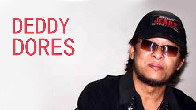 Pencipta Lagu Sekaligus Penyanyi Slow Rock Indonesia, Deddy Dores Meninggal Dunia