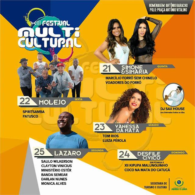 Multicultural Abreu e Lima