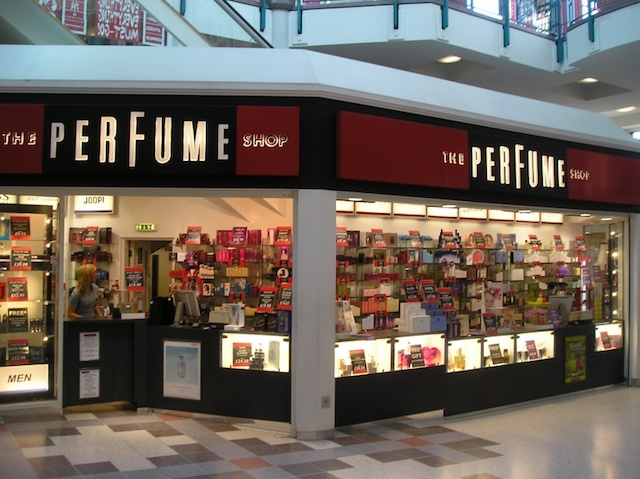 The Perfume Shop em Londres