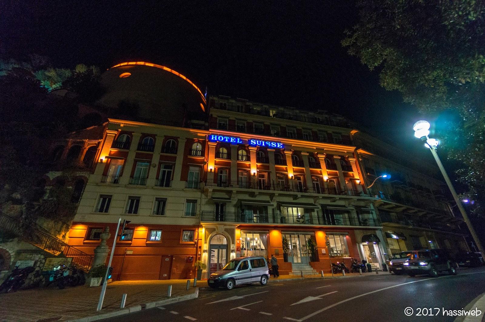 ホテル・スイス