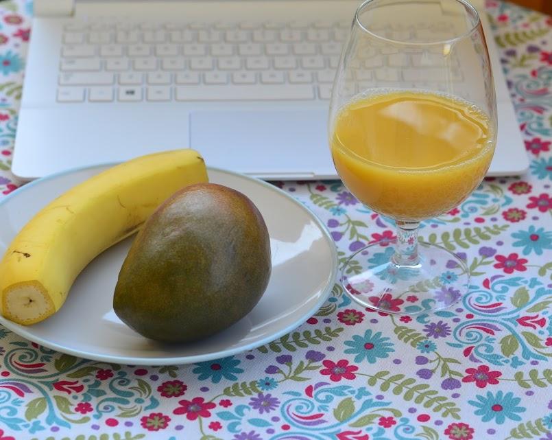 Kuchenne rewolucje: Smoothie z mango